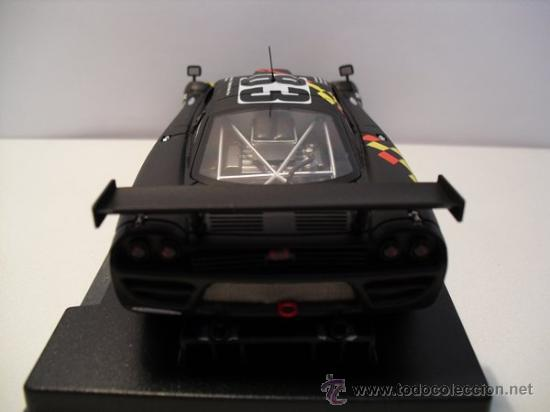 Slot Cars: -FLY-SALEEN S7R - TEST CAR 24h - daytona AÑO 2002-negro mate- - Foto 5 - 30709556