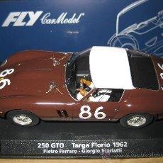 Slot Cars: E-1801 - FERRARI 250 GTO EDICION ESPECIAL DE FLY. Lote 114498388