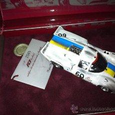 Slot Cars: LOLA T70 MKIIIB 24H DAYTONA 1969 ED LIMITADA DE FLY CAR MODEL. Lote 31018884