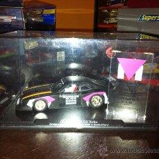 Slot Cars: FORD CAPRI RS TURBO MODELLFAHRZEUG 2002 DE FLY. Lote 31027029