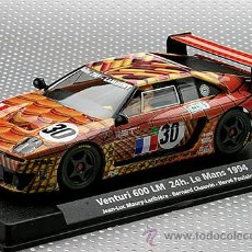 Slot Cars: VENTURI 600 LM. Lote 31189797
