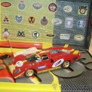 Slot Cars: FERRARI 512 S ED LIMITADA Y NUMERADA ASAMBLEA GENERAL FIVA 2003. Lote 31189848
