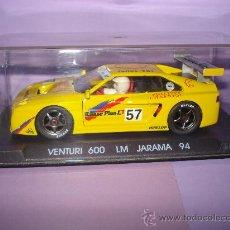 Slot Cars: VENTURI 600 LM JARAMA 1994 REF. A-14 DE FLY DESCATALOGADISIMO.. Lote 31672516