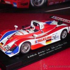 Slot Cars: LOLA B98/ 10 DE FLY 24H. LE MANS 1999. SIN ESTRENAR. Lote 31801046