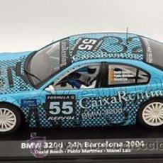 Slot Cars: BMW 320D Nº55 24H BARCELONA BOSCH/MARTINEZ/LAO. Lote 34285551