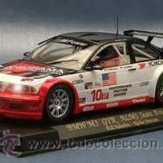 Slot Cars: FLY. BMW M3 GTR. ALMS SEARS POINT 2001.. Lote 35375883
