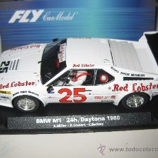 Slot Cars: 88315 - BMW M1 RED LOBSTER DE FLY. Lote 66976586