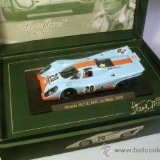 Slot Cars: FLY. PORSCHE 917K LE MANS 1970. STEVE MCQUEEN COLLECTION.. Lote 36690271