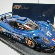 Slot Cars: PORSCHE 911 GT1 ´98 REF. FLY NUEVO. Lote 40153382