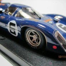 Slot Cars: LOLA T70 MK 3B 1º DAYTONA 1969 FLY NUEVO. Lote 90844142