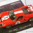 Slot Cars: FLY. FORD MKII 24H. LE MANS 1966 DAN GURNEY-GRANT. Lote 42171084
