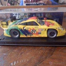 Slot Cars: PORCHE GT1 EVO FLY CON CAJA ORIGINAL. Lote 43496041
