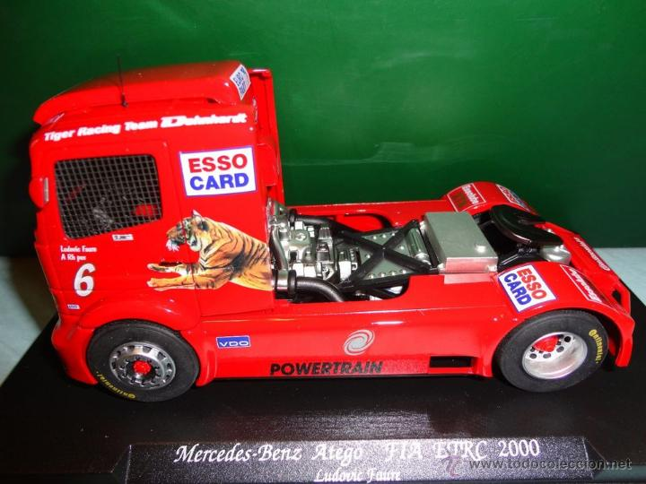 SLOT, FLY, TRUCK 23L - 8500, MERCEDES-BENZ ATEGO (Juguetes - Slot Cars - Fly)