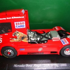 Slot Cars: SLOT, FLY, TRUCK 23L - 8500, MERCEDES-BENZ ATEGO. Lote 45330890
