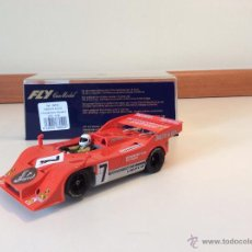 Slot Cars: PORSCHE 917/10 DE FLY. Lote 45605983