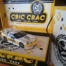 Slot Cars: CORVETTE C5R -ED. ESPECIAL CRIC CRAC 2500 UNIDADES. Lote 47395209