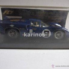 Slot Cars: LOLA T 70 MK 3B 12 HORAS DE SEBRING 1969 . FLY H2. Lote 48572724