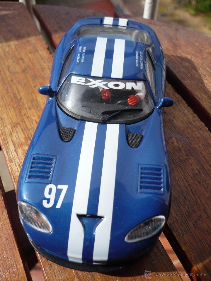 COCHE ESCALEXTRIC -SLOT CAR FLY , DODGE VIPER ,GTRS, DAYTONA 96. (Juguetes - Slot Cars - Fly)