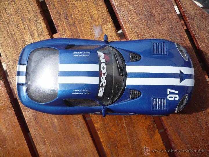Slot Cars: Coche escalextric -Slot car Fly , DODGE Viper ,GTRS, DAYTONA 96. - Foto 7 - 48595701