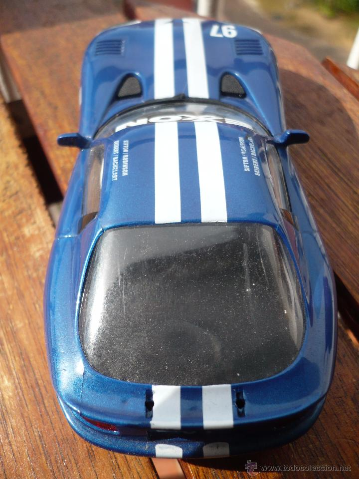 Slot Cars: Coche escalextric -Slot car Fly , DODGE Viper ,GTRS, DAYTONA 96. - Foto 9 - 48595701