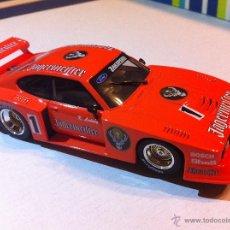 Slot Cars: FORD CAPRI JAGERMEISTER (SIN CAJA). Lote 48636807