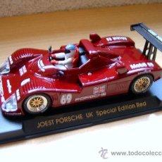 Slot Cars: JOEST PORSCHE EDICIÓN ESPECIAL UK REF E-41 - FLY - DESCATALOGADO! - SLOT. Lote 49904927