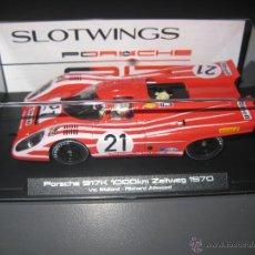 Slot Cars: PORSCHE 917K ROJO Nº21 DE SLOTWINGS. Lote 57139485