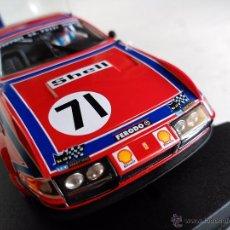 Slot Cars: FLY CAR MODEL FERRARI 365 GTB / 4 24H LE MANS 74 REF A 651 FUNCIONA EN CIRCUITOS SCALEXTRIC. Lote 52926484
