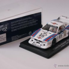 Slot Cars: LANCIA BETA MONTECARLO LM 1981 Nº. 65 GB TRACK BY FLY REF. GB34. Lote 52996815
