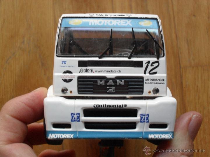 Slot Cars: CAMINO MAN GB TRACK FLY, MAN BOSINGER, Descatalogado - Foto 6 - 53057916