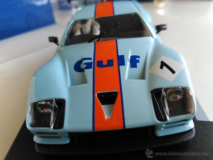 Fly slot flyslot coche lister storm decoracion comprar slot cars fly en todocoleccion 53407019 - Decoracion scalextric ...