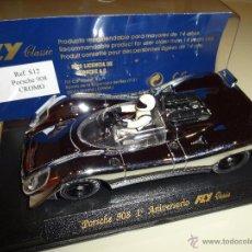 Slot Cars: FLY. PORSCHE 908 CROMO. REF. S-12. Lote 54028848