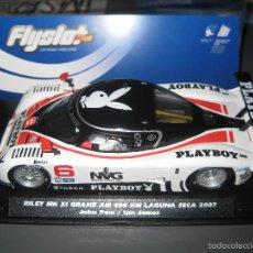 Slot Cars: OFERTA - 700105 - RILEY MK XI PLAYBOY LAGUNA SECA 2007 DE FLYSLOT. Lote 141505016