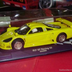 Slot Cars: FLY GT RACING 02 SALEEN. Lote 61582280