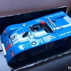 Slot Cars: CHEVRON B19 NIKI LAUDA EDICION LIMITADA GB TRACK FLY REF. GB14. Lote 64016931