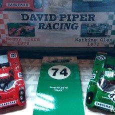 Slot Cars: TEAM DAVID PIPER FLY TEAM 04 REF. 96010 PORSCHE 917. Lote 64040803