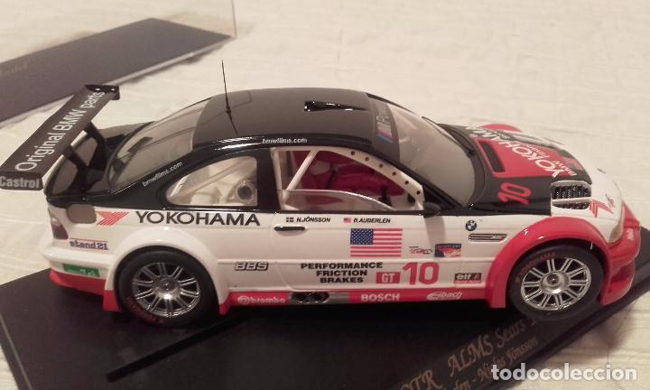 Slot Cars: FLY A-282 BMW M3 GTR ALMS SEARS POINT 2001 - Foto 3 - 41294590