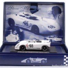 Slot Cars: PORCHE 908 EDICION LIMITADA -STEVE MC.QUEEN-01. Lote 70336573