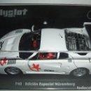 Slot Cars: FERRAI F-40 EDICION ESPECIAL NUREMBERG REF.-F03301 DE FLY. Lote 71516995
