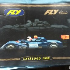 Slot Cars: CATÁLOGO FLY SCALEXTRIC 1998. Lote 74980995