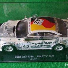 Slot Cars: BMW 320I E-46 FIA ETCC JÖRG MÜLLER – FLY – REF A621. Lote 76674307
