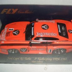 Slot Cars: FORD CAPRI RS TURBO DE FLY REF.-A145. Lote 77417913