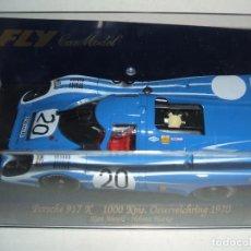 Slot Cars: PORSCHE 917 DE FLY REF.-C56. Lote 77439229