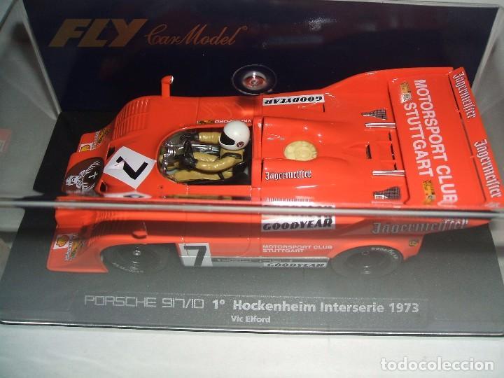 PORSCHE 917/10 DE FLY REF.-88042 (Juguetes - Slot Cars - Fly)