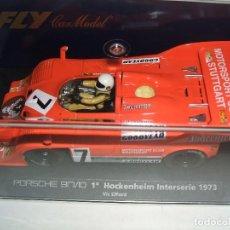 Slot Cars: PORSCHE 917/10 DE FLY REF.-88042. Lote 77444813