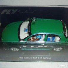 Slot Cars: ALFA ROMEO 147 GTA TUNING DE FLY REF.-07049. Lote 77444953