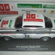 Slot Cars: ALFA ROMEO GIULIA DE FLY REF.-96095 E. ESPECIAL. Lote 77575141