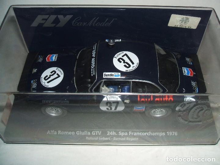 ALFA ROMEO GIULIA GTV DE FLY REF.-88150 (Juguetes - Slot Cars - Fly)