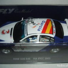 Slot Cars: BMW 320I E-46 DE FLY REF.-88123. Lote 77640485
