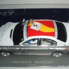 Slot Cars: BMW 320I E-46 DE FLY REF.-88079. Lote 77640581